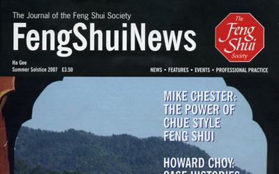 Cosa significa Feng Shui? Un articolo dell'architetto Ermenegildo Anoja