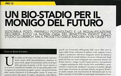 Un bio-stadio per il Monigo del futuro - Rugby Club maggio 2012