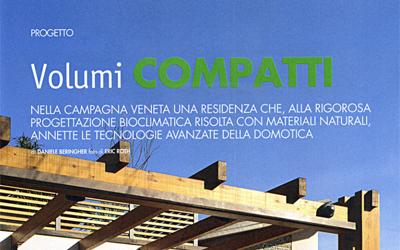 Volumi compatti - CasaNaturale - Giugno 2012