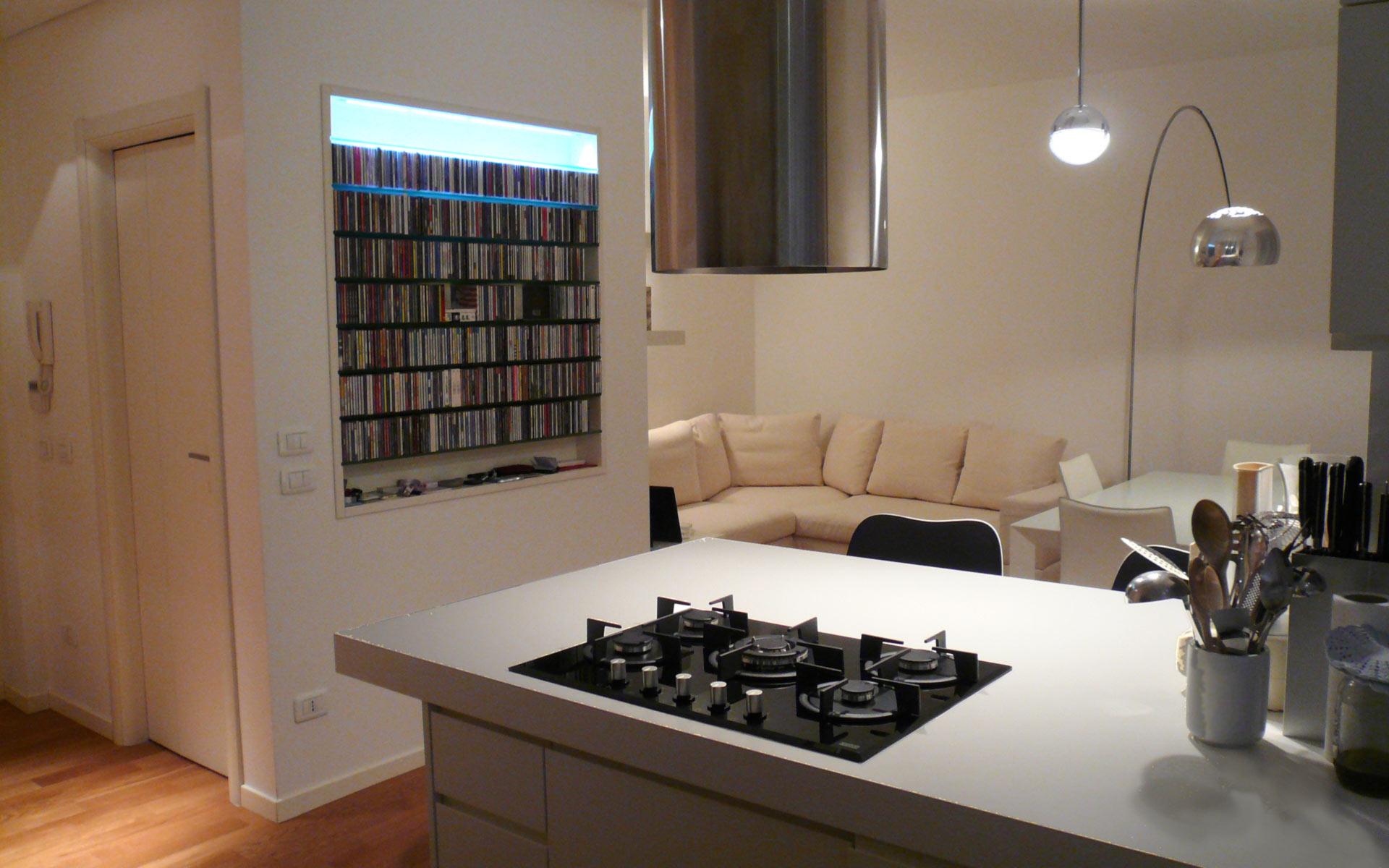 Ristrutturazione appartamento milano globarch for Milano appartamenti
