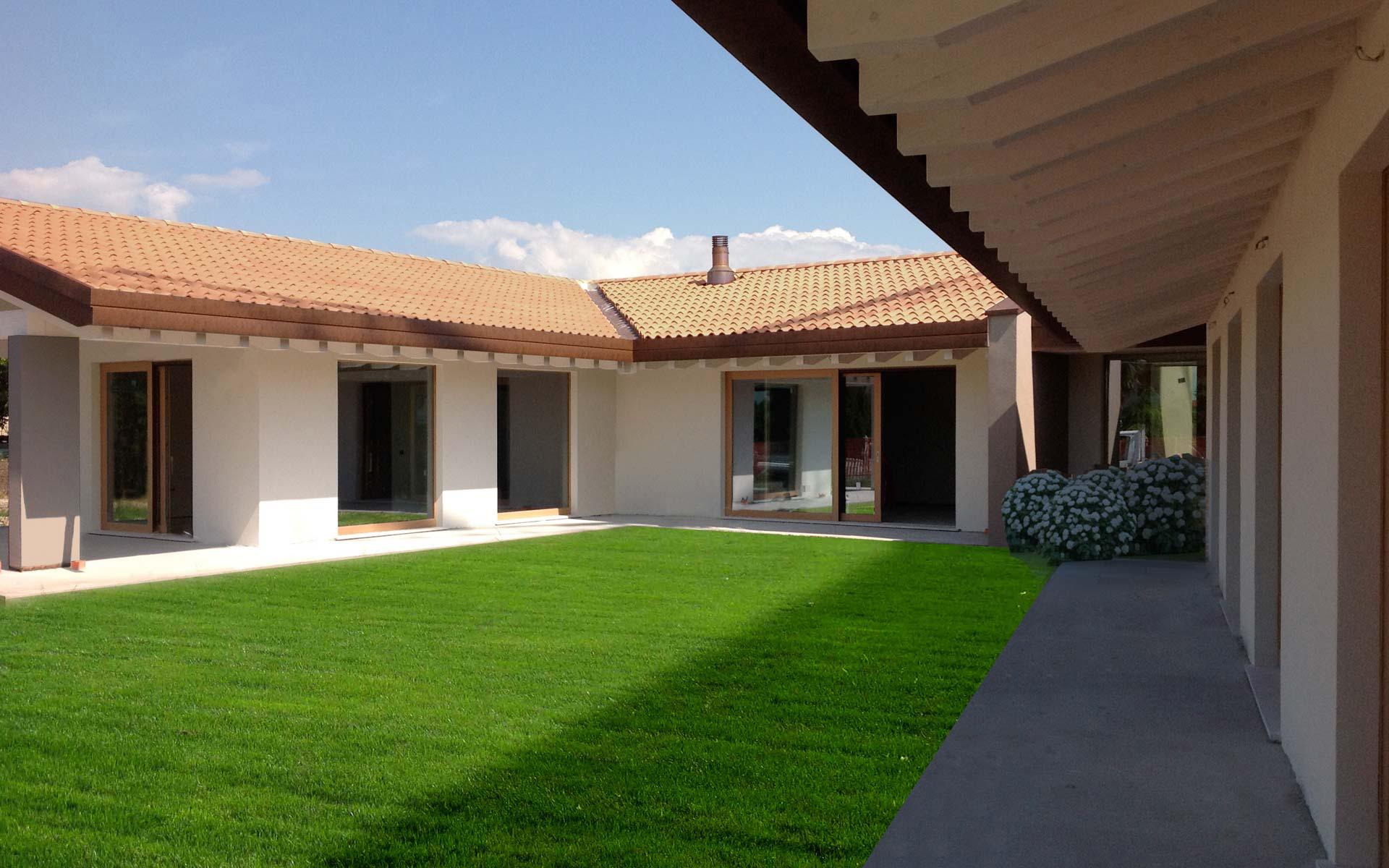 Bio architettura treviso globarch homepage for Nuove case a un piano