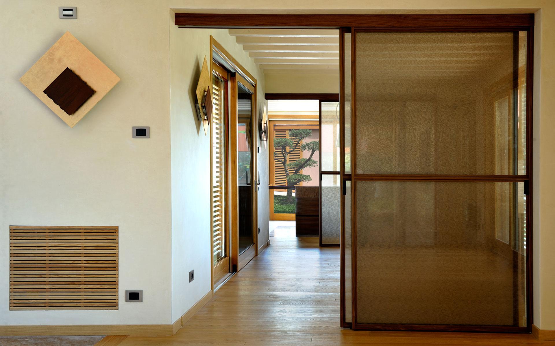 Pannelli scorrevoli giapponesi great pareti scorrevoli giapponesi prezzi porta scorrevole - Porte scorrevoli stile giapponese ...
